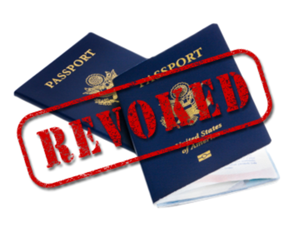 Passport Revoked